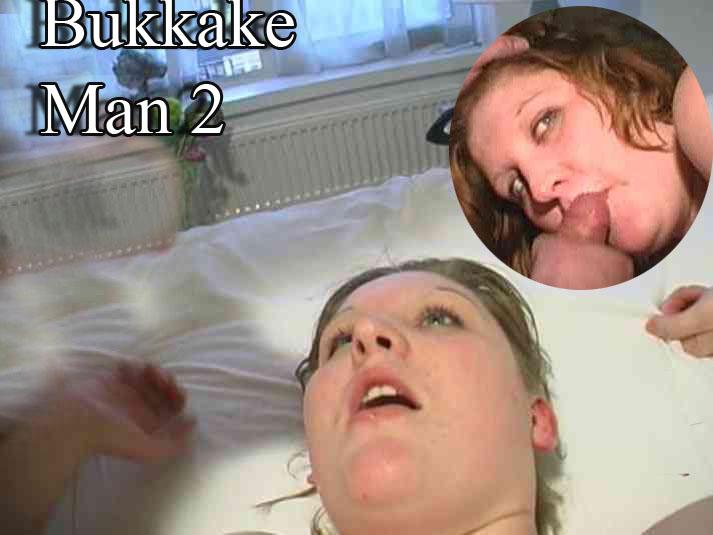 Bukkake man 2 tape 2 - 50:43