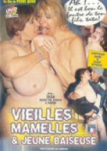 vieilles mamelles et novice baiseuse avec olga et Marie-The