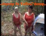 Camping old sluts avec Jennifer Veronika  et Trina Michaels