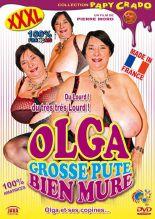 Olga big boob well mature avec olga