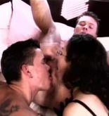 Bisexual marriages avec Agnes et Eddy