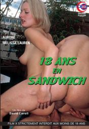 18 years old sandwich avec aurore et melissa lauren
