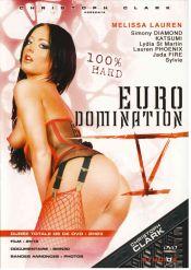 Euro domination 5 avec simony diamond et melissa lauren
