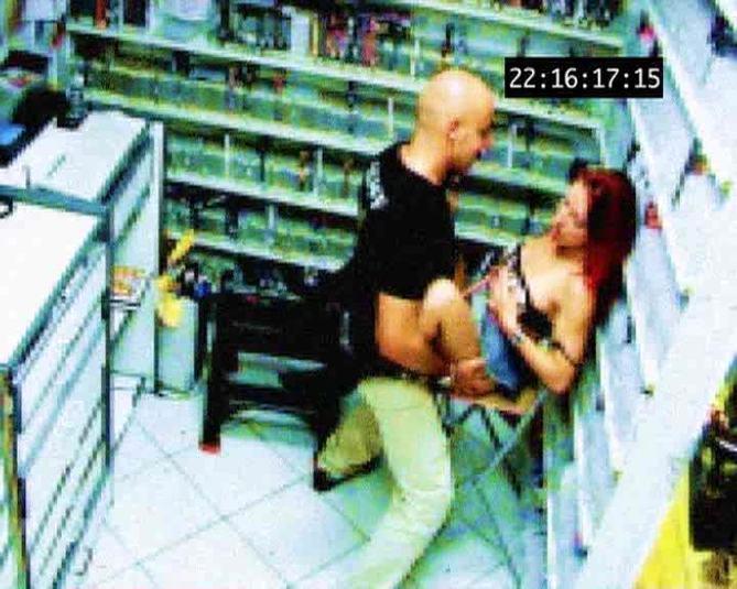 Video surveillance - scène n°1 - 06:33