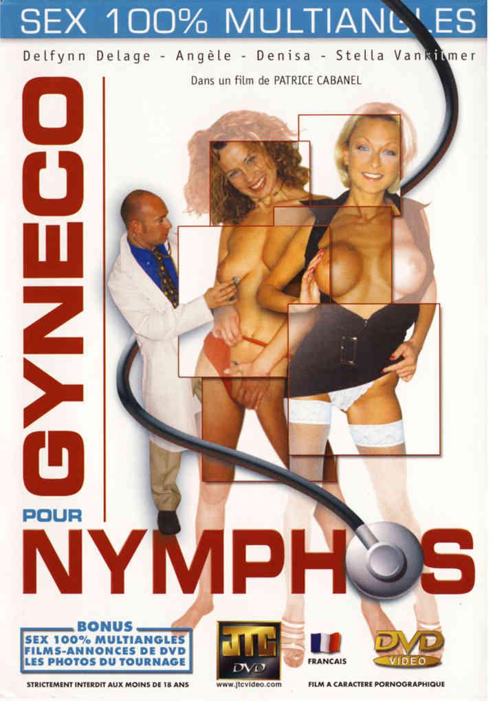 Gyneco pour nymphos - 08:59