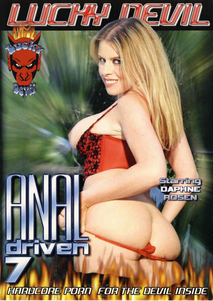 Anal driven 7 - 08:01