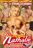 Nathalie's gangbang - scene n ° 1