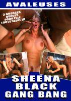 Sheena black gangbang - scène n°1