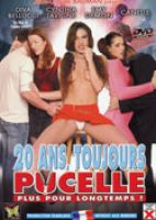 20 ans toujours pucelle