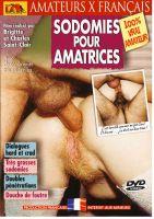 Sodomies pour amatrices