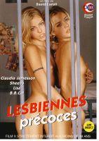 Lesbiennes precoces - scène n°3