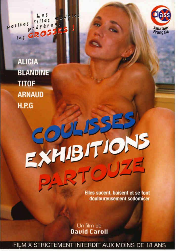 Coulisses exhibitions partouze - 05:50